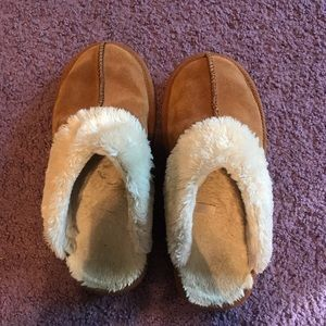Slide on Slippers
